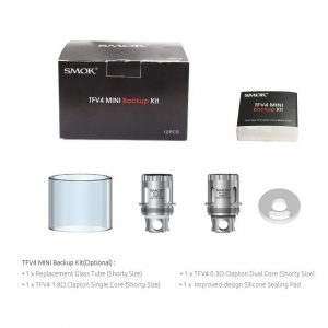 Smok: TFV4 Mini Backup Kit