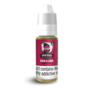 Von Duke 10ml Nic Salts Cola & Lime