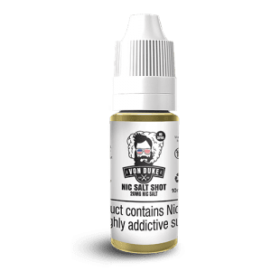 Von Duke 10ml Nic Salt Shot 20mg