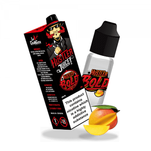 Hustler Juice: Bold 10ml (Best Before 30th June 2019)