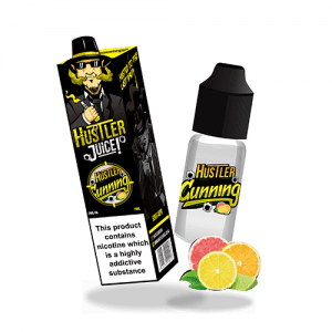 Hustler Juice: Cunning 10ml (Best Before 30th June 2019)