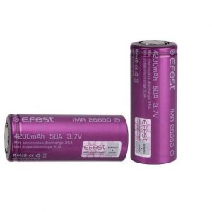 Single E-Fest 26650 4200mah 35a Battery