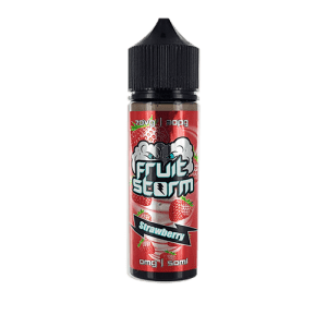 Fruit Storm – Strawberry – 50ml Short Fill