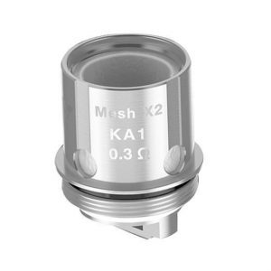 GeekVape Super mesh Coil 0.2ohm & 0.3ohm £4 each – Pack of 5 – £14.99