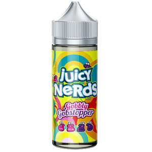 Juicy Nerds: Gobbly Gobstopper – 100ml