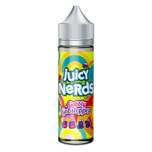 Juicy Nerds: Gobbly Gobstopper – 50ml