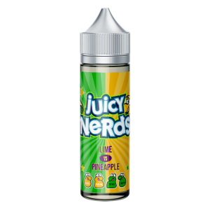 Juicy Nerds: Lime vs Pineapple – 50ml