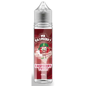 Mr Raspberry: Raspberry Twist – 50ml Shortfill