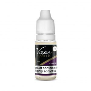 Vape Tonic – Blackberry – 10ml