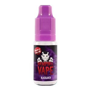 Vampire Vape 10ml Black Jack