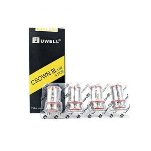 Uwell Crown 3 Coils – Pack of 4