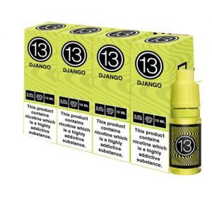 13th Floor Elevapors Django Pack of 4 10ml