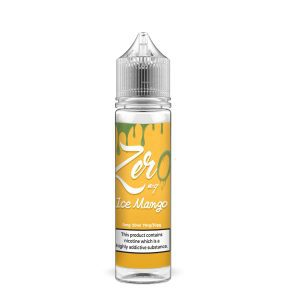 Zero 50ml Short-Fill: Ice Mango