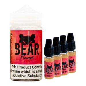 Bear Flavors – Grizzly Multi Pack 4 x 10ml