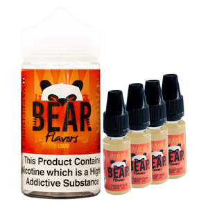 Bear Flavors – Panda Multi Pack 4 x 10ml