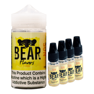 Bear Flavors – Sun Multi Pack 4 x 10ml