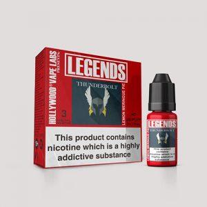 Legends Multipack: Thunderbolt Lemon Meringue Pie 3 x 10ml Best Before end Dec 2018