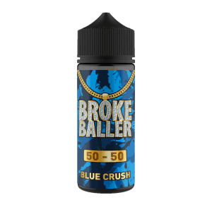 Broke Baller: Blue Crush – 80ml Shortfill – 50vg/50pg