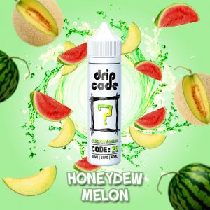 Drip Code – Code 29 – Honeydew Melon – 50ml Shortfill