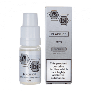 VK Salts 10ml Black Ice
