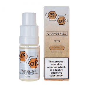 VK Salts 10ml Orange Fizz