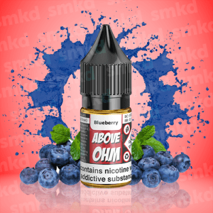 Above Ohm: Blueberry – 10ml – MTL
