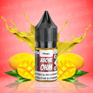 Above Ohm 10ml Mango MTL