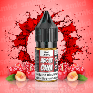 Above Ohm: Red Cherry – 10ml – MTL