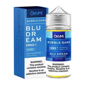 OKVMI: BLU DREAM – 100ml Shortfill