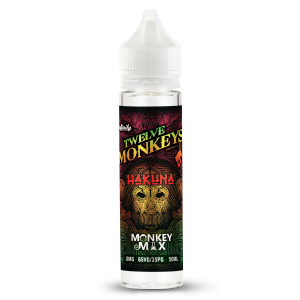 Twelve Monkeys 50ml Hakuna