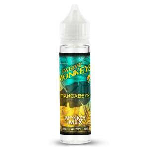 Twelve Monkeys 50ml Mangabeys