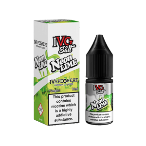 IVG Salts 10ml Neon Lime