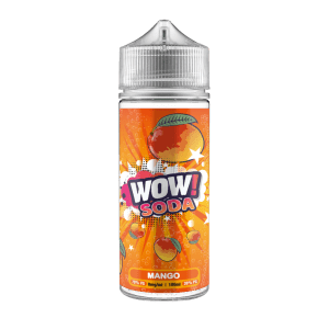 WOW! Soda 100ml Mango