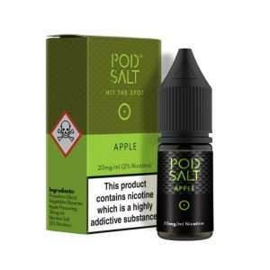 Pod Salt 10ml Apple