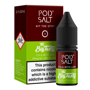 Pod Salt 10ml Cola with Lime