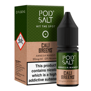 Pod Salt 10ml Amnesia Mango