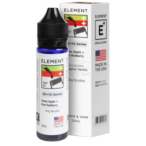 Element 50ml Green Apple and Kiwi Redberry