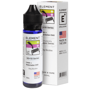 Element 50ml Limon and Watermelon Chill