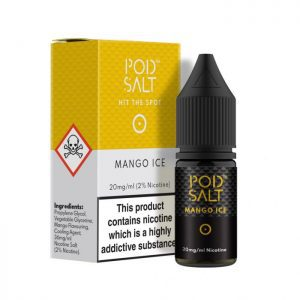 Pod Salt 10ml Mango Ice