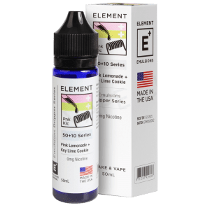 Element 50ml Pink Lemonade and Key Lime Cookie