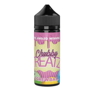 Chubby Juice 100ml Screwball