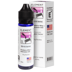 Element 50ml Strawberry Whip and Watermelon Chill