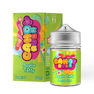 Candy Rush 50ml Apple Taffy