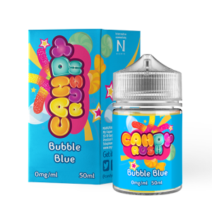Candy Rush 50ml Bubble Blue